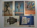 オリンピックポスター絵葉書 5枚