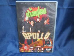 DVD) the stranglers<Live at the APOLLO>ディスク2枚組 CD+DVD NTSC リージョン 0