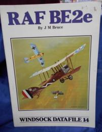 洋書 WINDSOCK DATAFILE 14 RAF BE21e