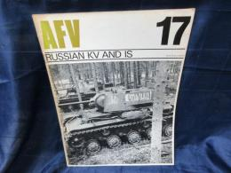 洋書 AFV Weapons Profile 17  Russian KV And ISwm KV-1 ソ連軍重戦車