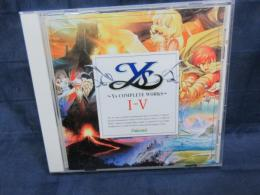 イース大全集 Ys Complete Works CD-ROM Win98/2000/Me/XP対応