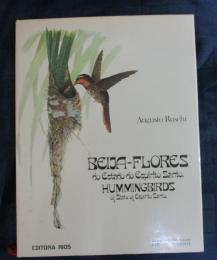 洋書/エスピリトサント州のハチドリ/Beija FLores do Estado do Espirito Santo/Hummingbirds of State of Espirito Santo
