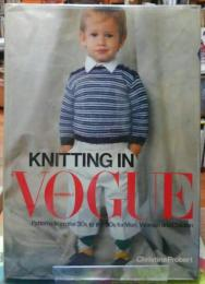 KNITTING IN VOGUE  NUMBER3