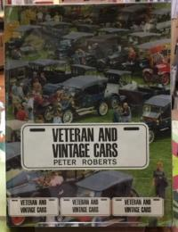 VETERAN AND VINTAGE CARS