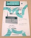 『日立トランジスターラジオ ペギーWH-817』日立ファミリー 新製品紹介...