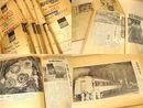 昭和40年代の鉄道関係新聞記事切り抜きスクラップ 31冊セット