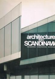architecture from SCANDINAVIA : Engineering. Construction. Materials No.1