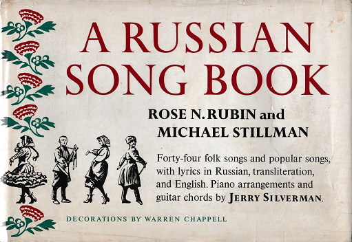 A Russian Song Book