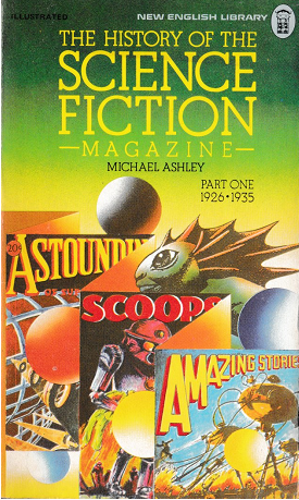 The History of the Science Fiction Magazine Part 1