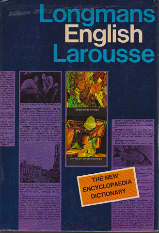 Longmans English Larousse