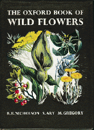 The Oxford Book Of Wild Flowers