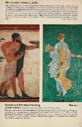 Roman and Etruscan Painting