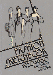 FASHION SKETCHBOOK 1920-1960