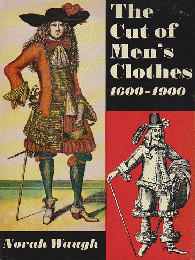 The Cut of Men's Clothes 1600-1900