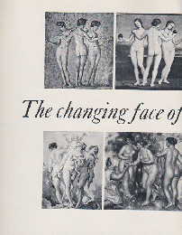 The Changing face of BEAUTY