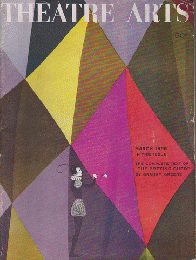THEATRE ARTS Mar.1958