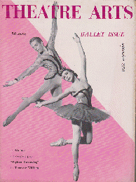 THEATRE ARTS Sep.1958 BALLET ISSUE