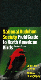 National Audubon Society field Guide to North American Birds Eastern Region