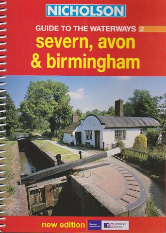 GUIDE TO THE WATERWAYS SEVERN, AVON & BIRMINGHAM