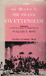 Stories and Sketches by Sir Frank Swettenham