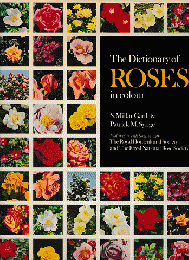写真集 The Dictionary of ROSES in colour