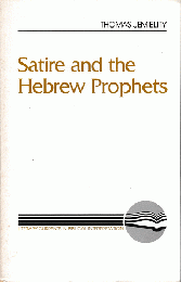 Staire and the Hebrew Prophets 洋書