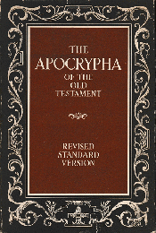 THE APOCRYPHA OF THE OLD TESTAMENT  REVISED STSNDARD VERSION