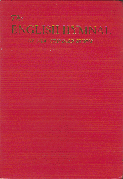 The ENGLISH HYMNAL 300 New Standard Hymns 洋書 讃美歌集