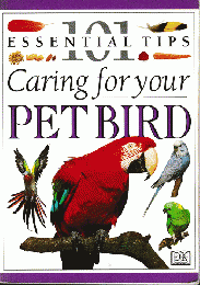 洋書 Caring for your PET BIRD