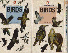 BIRDS of sea and coast   BIRDS of lake, river, marsh and field  BIRDS of wood, park and garden  3冊セット