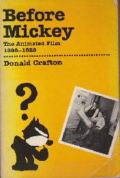 Before Mickey The Animated Film1898-1928