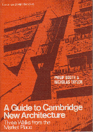 A Guide to Cambridge New Architecture