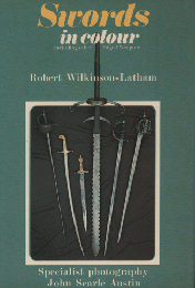 Swords in Colour Including other Edged Weapons