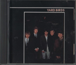 CD YARD BIRDS SUPER STARS BEST COLLECTION