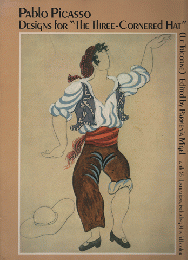 "洋書 Pablo Picasso Designs for""The Three-Cornered Hat"""