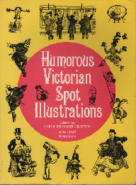 Humorous Victorian Spot Illustrations