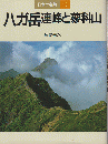 八ガ岳連峰と蓼科山