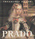 洋書小型本:TRESURES OF THE PRADO