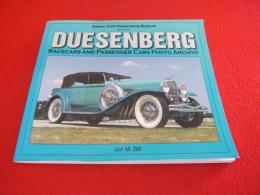 Duesenberg Racecars & Passenger Cars Photo Archive 【洋書】