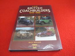 A-Z OF BRITHISH COACHBUILDERS 【洋書】