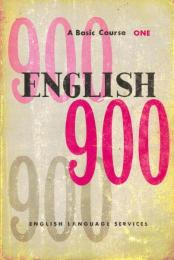 ENGLISH 900 A Basic Course One Collier-Macmillan