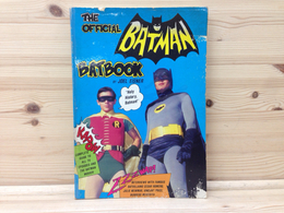 洋書/The Official BATMAN BATBOOK/バットマン