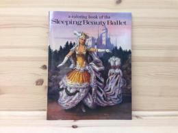 洋書/Sleeping Beauty Ballet 塗り絵