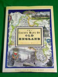 The COUNTY MAPS OLD INGLAND