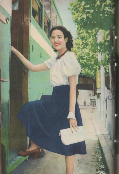 映画と演劇 昭和26年8月号 表紙...
