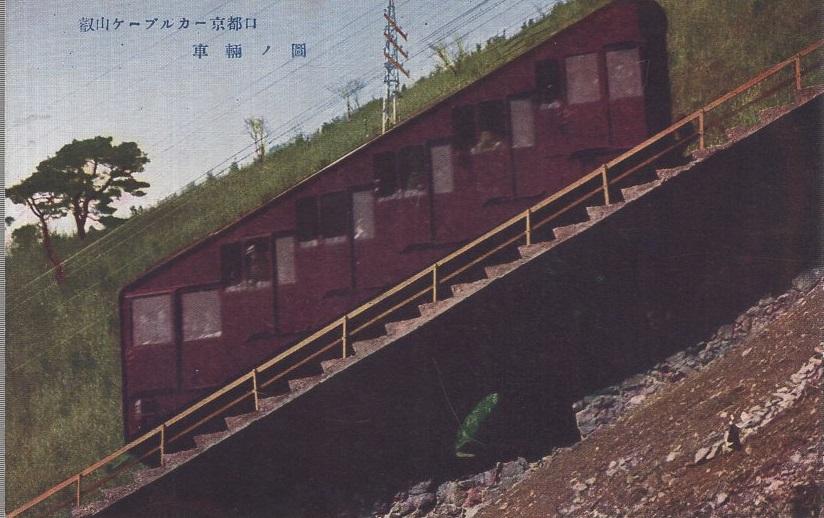 叡山 ケーブル