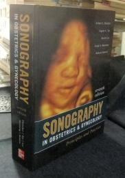 SONOGRAPHY IN OBSTETRICS & GYNECOLOGY seventh edition 洋書