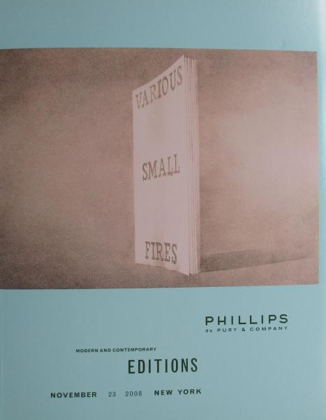 Phillips Modern & Contemporary Editions