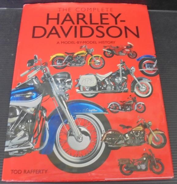 THECOMPLETE  HARLEY-DAVIDSON  A MODEL-BY-MODEL HISTORY