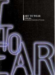 ART TO WEAR 1996 July